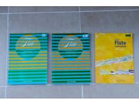Selection of Flute Music Books - ideal for someone learning the flute