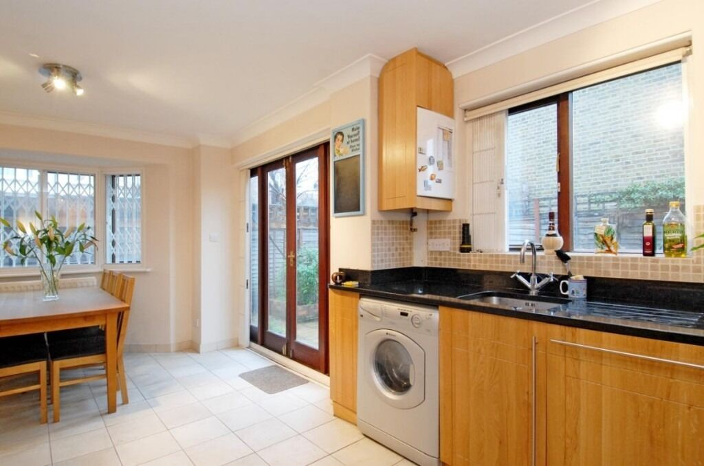 A large two bedroom house located on Burnthwaite Road, moments from Fulham Broadway, SW6