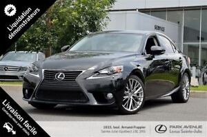 2014 Lexus IS 250 Groupe Luxe **PROMO**