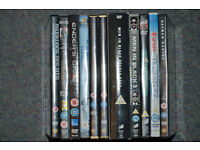 Collection Of 39 DVDs