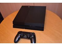 Sony Playstation 4 500 GB Game Controller