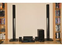 LG DH4430P 5.1 Channel 330 W DVD Home Cinema System