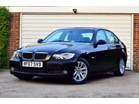 2007 BMW 320D E90, 12 Months MOT, Saloon, 6-speed manual, very good condition