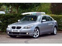 2004 BMW 525i E60 Automatic, Long MOT, Good Condition, 2.5 Petrol, 5 Series