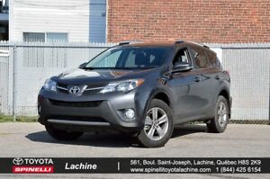 2015 Toyota RAV4 XLE TOIT MAGS GPS ET++ 8 tires included