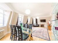 Call to view**Available immediately**Large 3 bed flat for long let in Marylebone