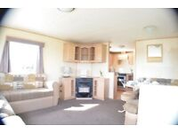 Stunning Caravan at Southerness 3 bedroom South West Scotland Southerness Dumfries