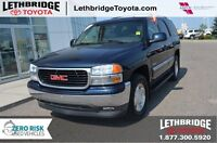 2005 GMC Yukon LEATHER, LOW KMS, REMOTE START & MORE !!