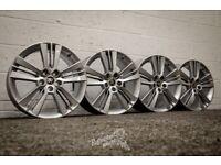 "*Refurbished* Genuine 18"" Skoda Superb/Octavia Pictoris Alloy Wheels 5x112 Fits VW/Audi/Seat"