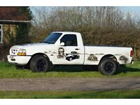 Ford Ranger American LHD pick up