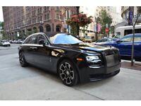 Rolls Royce Phantom series 2, Rolls Royce Ghost Series 2, Rolls Royce Black Badge Series 2