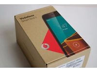 Vodafone smart first 6 android phone UNLOCKED to all networks with Tempered glass screen