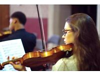 Violin/ Piano/ Music Theory teacher - South East London