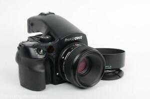 Phase One P30+ Digital Medium Format Outfit w/DF Body & 80mm f2.8 LS Silver Ring Lens