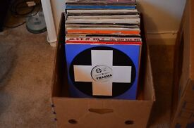"100 x 90s Dance 12"" Vinyl - JOB LOT"