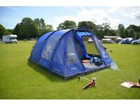 Vango Icarus 500 , Blue 5 Person tent