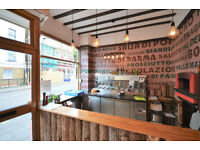 W3: Excellent A3 / A5 Commercial Property, ideal as Restaurant - Pizzeria - Take away