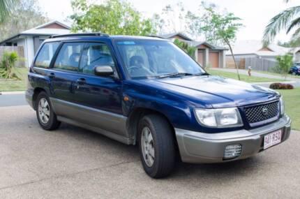 1999 Subaru Forester Wagon