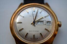 Timex automatic mechanical wristwatch - Assembled in GB - 1979 - GP