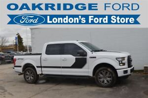 2016 Ford F-150 4WD SUPERCRE