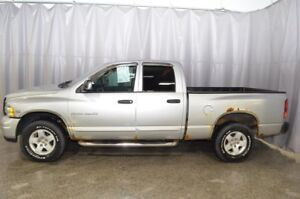 2004 Dodge Ram 1500 4WD Double Cab 4X4