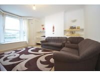 W3: Large one / two double bedroom flat close to Acton Town tube station.