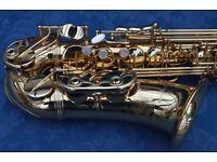 Yanagisawa A991 alto saxophone