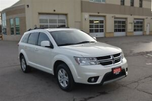 2012 Dodge Journey SXT - v6, Bluetooth, Touch Screen, Trailer Hi