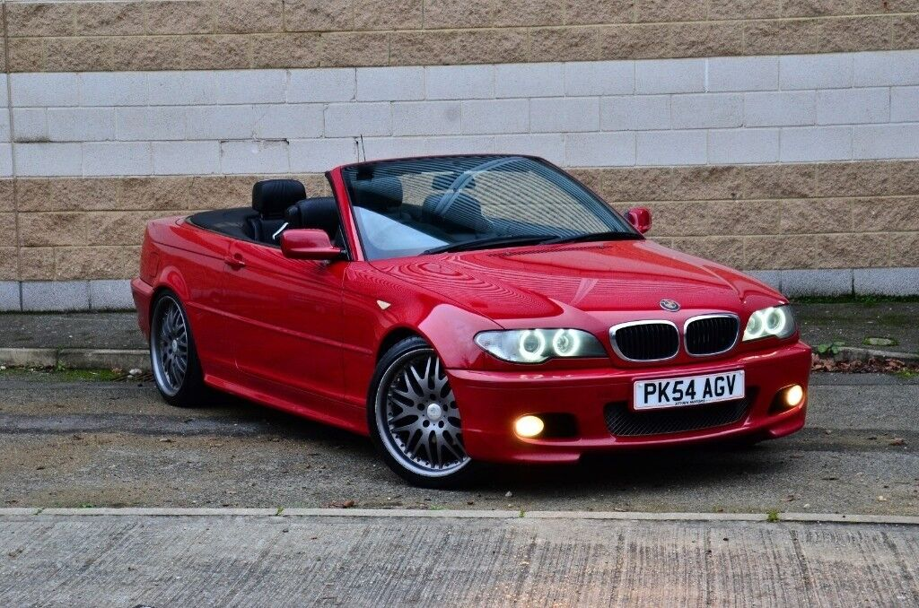 2004 BMW 3 Series 2.8i M Sport Coupe Convertible, Rare ...