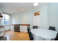 A spacious three bedroom flat located within a handsome Victorian mansion block, Lillie Road, SW6
