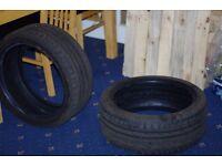 bridgestone potenza s001 225/40 R18 Y tyre XL extra load rim protector