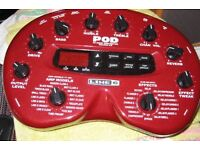 Line 6, Pod 2.0 (only used a few times so great condition)