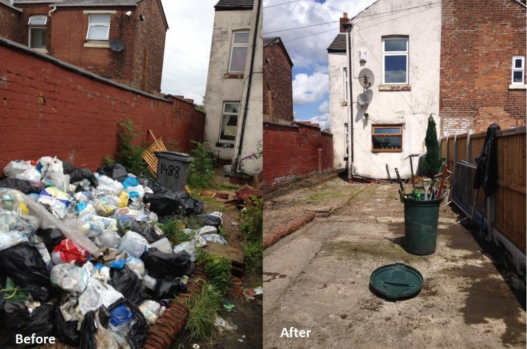 Clearance and Rubbish Removal, Same Day Service. Guaranteed To Beat Any Other Genuine Quote