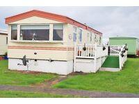 2004 Static Caravan for Sale in Sandylands Holiday Park, Saltcoats, North Ayrshire.