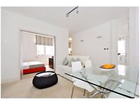 Grove End Road - Superb one bedroom 2nd floor flat in this delight full block offered furnished
