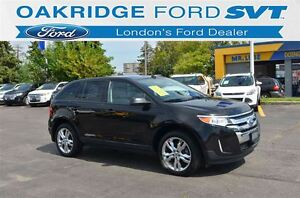 2013 Ford Edge SEL LEATHER PANORAMIC ROOF NAVIGATION