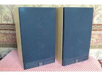 Mordaunt Short MS20i Pearl Edition Hi-Fi Speakers. AS NEW