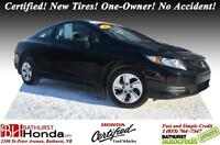 2013 Honda Civic Coupe LX LIKE NEW!!! Honda Certified! One-Owner
