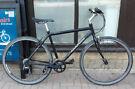 Marin -hybrid unisex bike, medium alloy frame, Schwalbe tyres, serviced - workshop - test ride