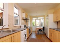 A fantastic four double bedroom house with a private garden, situated on Kellino Street.
