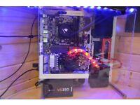 Thermaltake Liquid cooled Hackintosh - Running Mac & Windows