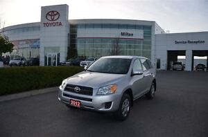 2012 Toyota RAV4 FWD- Bluetooth, Power Group, Low kms