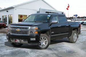 2014 Chevrolet Silverado 1500 HIGH COUNTRY | HEATED/COOLED LEATH