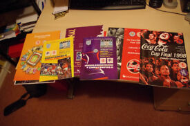 Boro FC programmes