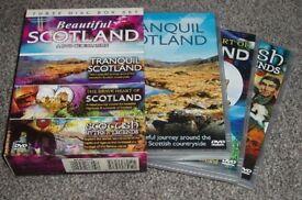 BEAUTIFUL SCOTLAND - 3 DVD BOX SET