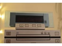 PIONEER Stereo XC-L7 CD RECEIVER, CT-L7 CASSETTE DECK, S-L7&S-L7-A SPEAKERS & SUBWOOFER