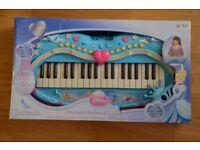 Brand new Disney Princess electronic keyboard (£20 OBO)