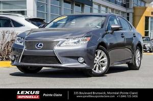 2015 Lexus ES 300h HYBRID,TOURING, NAV, REAR CAMERA, PARKING SON