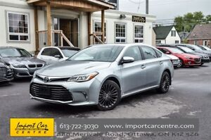 2016 Toyota Avalon Touring LEATHER ROOF NAVIGATION ONLY 21KKMS