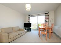 A two double bedroom flat to rent with private balcony. Woodbury House, Elm Grove, Wimbledon SW19